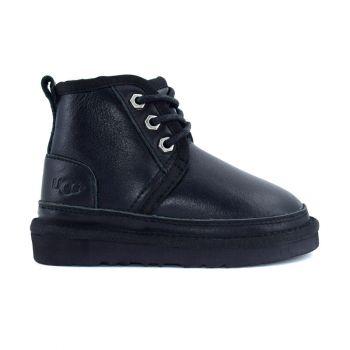 Детские ботинки Ugg Kid's Neumel II Boot Metallic Black