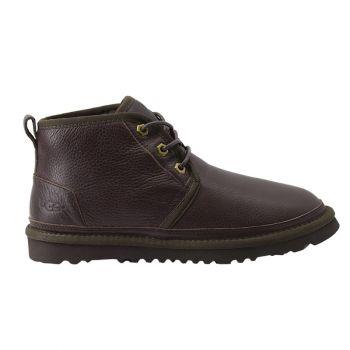 Мужские ботинки Ugg Mens Neumel Chocolate Leather